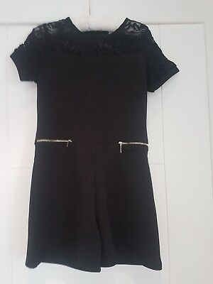 River Island Girls Playsuit - Size 9/10
