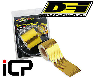 "DEI Reflect A Gold Heat Reflection Protection Tape 1 1/2""x15FT"