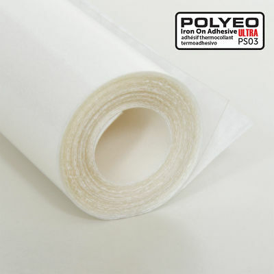 Glue Adhesive Ultra Iron On Appliqué Double Side Film Fusible Interfacing PS03