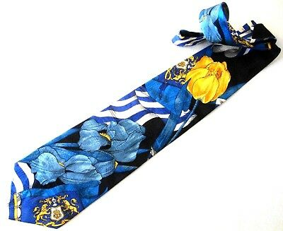 CRAVATTA UOMO (TIE)  vintage  KENZO PARIS made in Italy  New! rare