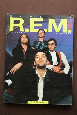REM Biografía completa + Out of Time cd usado