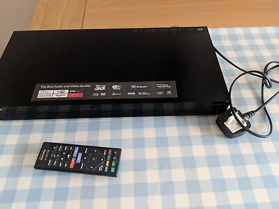 Sony BDP-S7200 3D 4K Upscale Blu-Ray Player - Blu Ray Player 1080p Sony