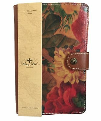 Patricia Nash Chieti Italian Leather 2018 Agenda Planner Refillable New With Tag