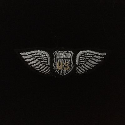U.S. Wings - WWI - Embroidered