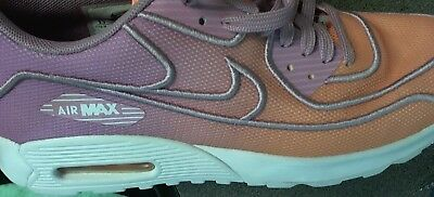 outlet store 574a9 b2b56 NIKE AIR MAX 90 Ultra 2.0 BR women's sunset glow orchid ...