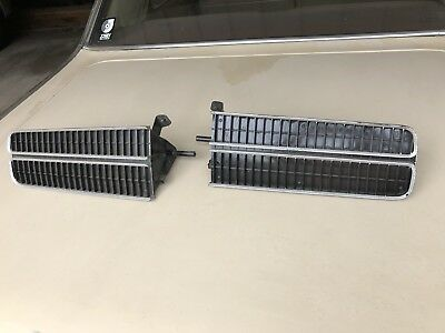 1970 70 Dodge Charger Headlight Doors Hideaway Grille