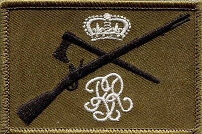 Robert Rogers Rangers Scouts Recon 3X 2 (hook backed) Patch