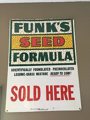 funks seed sign