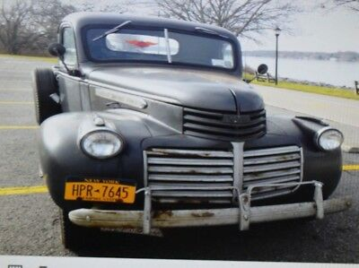 1947 GMC Other  1947 NUMBERS MATCHING GMC 1/2 TON PICK UP TRUCK GOOD RUNNING CONDITION
