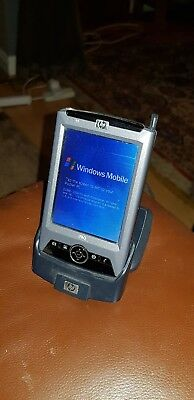 HP iPAQ Pocket PC RX3715 with Windows Mobile 2003 Installed