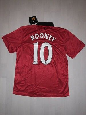 COLLECTOR 2013/2014 TRIKOT MANCHESTER UNITED ROONEY Gr. XL