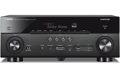 New Yamaha RX-A780 7.2 Channel Bluetooth®, MusicCast, and Dolby Atmos RX-A780