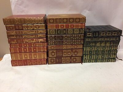 lot of 24 Vintage INTERNATIONAL COLLECTOR'S LIBRARY Hardcover CLASSICS