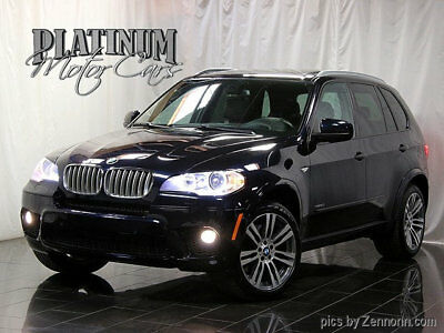 BMW X5 xDrive50i Clean Carfax - Low Miles - M Sport - Rear Entertainment - Cold Weather Pkg - 34k