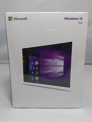 Genuine Orignal Windows 10 Pro Professional 32/64Bit Licence Key &usb Sealed Box