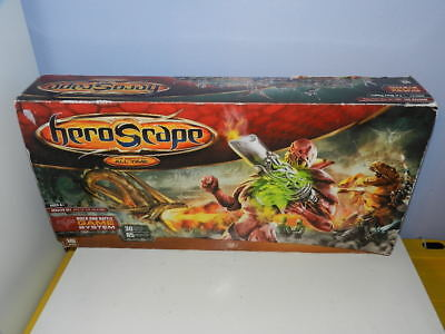 Hasbro Heroscape Master Set Rise of the Valkyrie-NEW
