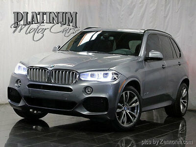 BMW X5 xDrive50i Clean Carfax - M Sport - Executive Pkg - Dynamic Handling Pkg - New Tires - 42k