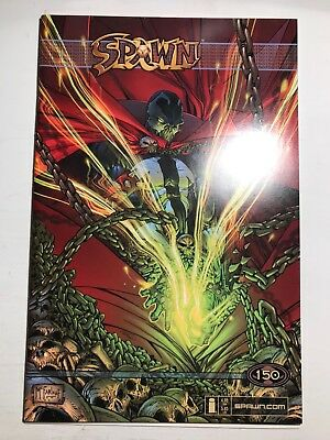 SPAWN Lot of 10; 148 - 162 in nm to nm/mint range 1992 Todd McFarlane w/ #150