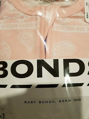 BRAND NEW Bonds baby stretchies Size 1