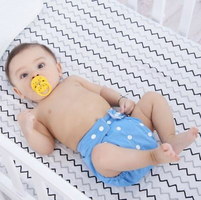 All in One Reusable Cloth Nappies with Inserts Baby Nappies Cloth