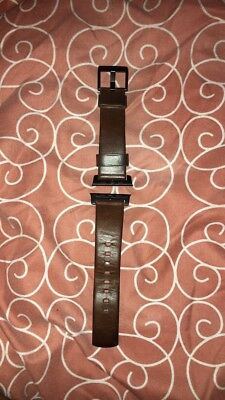 Apple Watch Band 42mm, M/L, Horween Leather Company