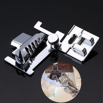 Domestic Sewing Machine Binder Foot Presser Feet Tool For Brother Singer Janome