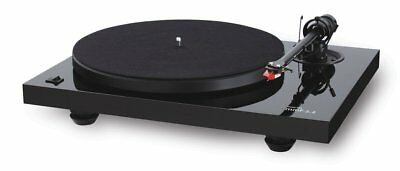 Music Hall MMF 2.2 Turntable Black Display Stock Clearance Vinyl Record Player