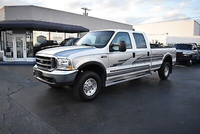1999 Ford F-350 XLT 1999 Ford F350 SRW SuperDuty 7.3 Powerstroke Diesel 4x4 custom Low Miles WE SHIP