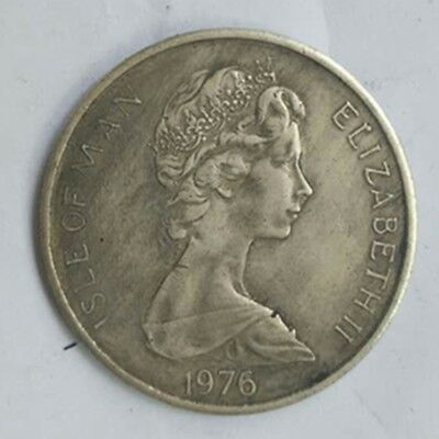 Her Majesty Queen Elizabeth II 1976 Silver Coins Old Collection Commemorative