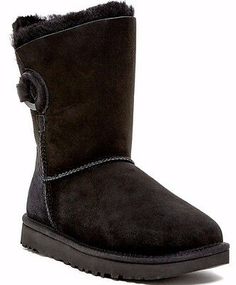 806a94cc2a5 UGG AUSTRALIA DEMI Women's Shearling Lined Chestnut Ankle Boot Size ...