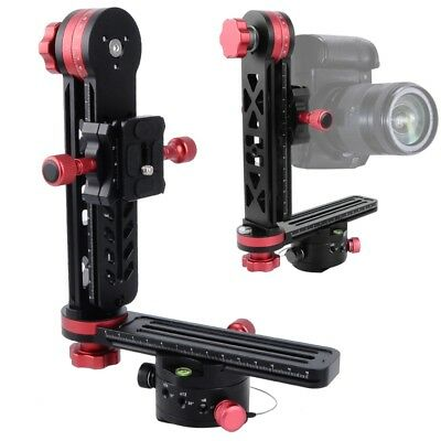 720° Panoramic Support Stand Gimbal Tripod Ball Head Fr DSLR Camera DV Camcorder