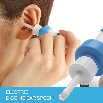 Painless Ear Swab Earwax Remover Spiral Soft Wax Cleaner Removal Earpick Tools