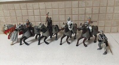 Horses And Archers Figurines