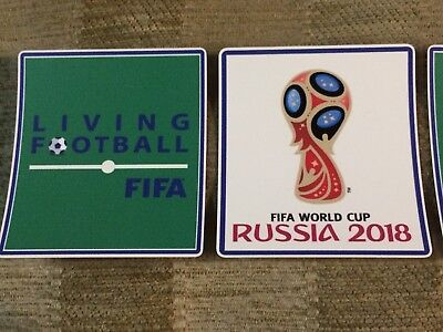 Russia 2018 Fifa World Cup Patches !