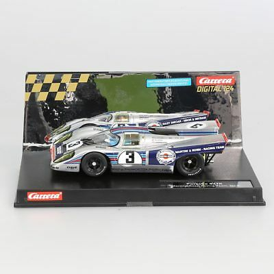 CARRERA DIGITAL 1:24 PORSCHE Martini Racing NEU & OVP