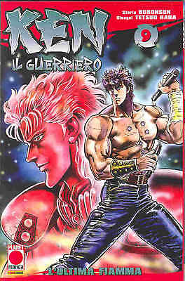Planet Manga - Ken il Guerriero 9 - Nuovo !!!