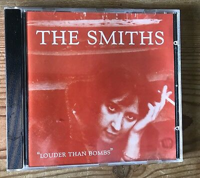 The Smiths/Morrissey - Louder Than Bombs GENUINE CD ALBUM - EXCELLENT CONDITION