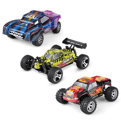 RC Car 1:10 Remote Control 4 Wheel Racing Crawler High Speed Off-Road Vehicle