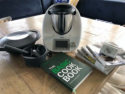 Thermomix TM5-1  - Still under warranty. Transferable to new owner.