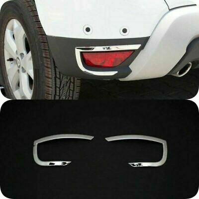 Dacia Duster 2018 Up Chrome Front Grill Side Streamer 2 Pcs Stainless Steel