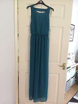 BNWT Zara Maxi Dress ( Summer Wedding/party/prom/races) Size S (8) RRP £59.90