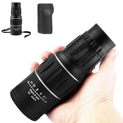 New 30x52 High Definition Power Double Zoom Optical Monocular Telescope Outdoor