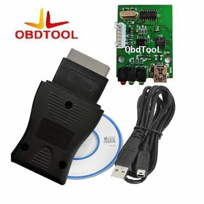 AUOTO USB 14 Pin For Nissan Consult Interface USB Car Diagnostic Tool OBD Cars E