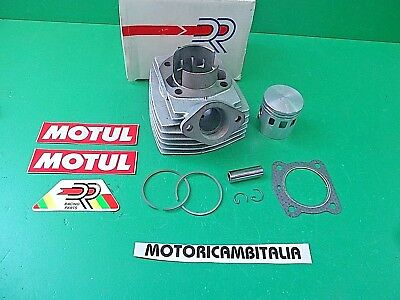 Honda Pk50 Wallaroo  Dx Pk 50 Dr Moped Mofa  Kit Cilindro Cylinder Mm 46