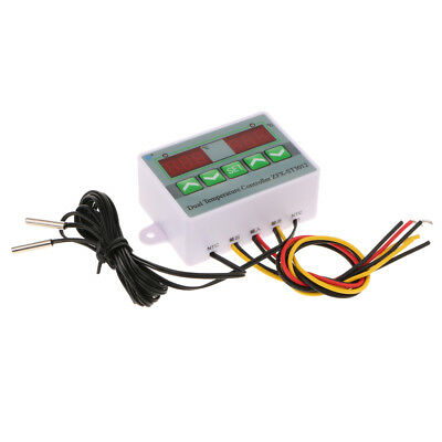 ZFX-ST3012 Microcomputer Intelligent Dual Digital Temperature Controller 24V