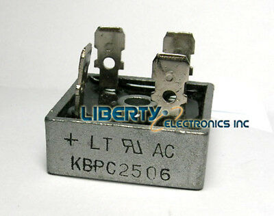 NEW 25A 600V Bridge Rectifier Diode KBPC2506