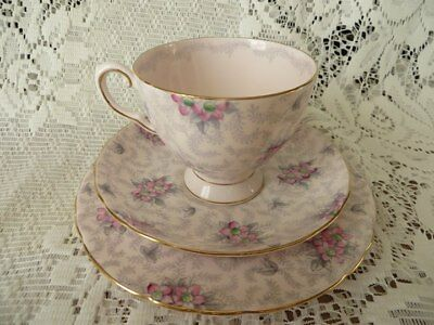 Tunstall China Pink Trio