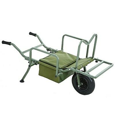 NEW Trakker X-Trail Galaxy Fishing Barrow - 215302