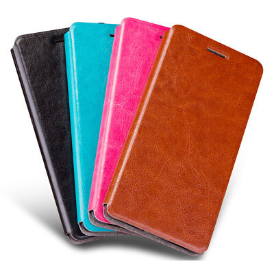 Luxury PU Leather Flip Stand Card Slot Cover For Samsung Galaxy J7 Neo Nxt Core