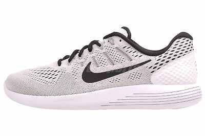 ... coupon code for nike lunarglide 8 running mens shoes white black aa8676  101 fda2b 9bc68 96b328ab307